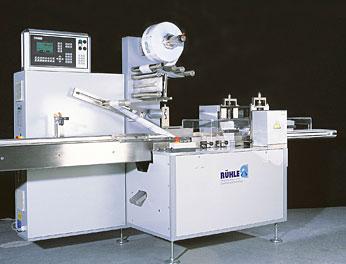 Tubular bag packaging machine SMH-520 Servo