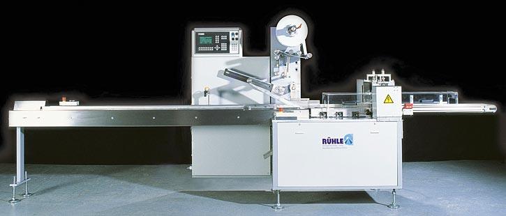 Tubular bag packaging machine SMH-520-Servo manufactured by Rühle & Co. Maschinenbau GmbH