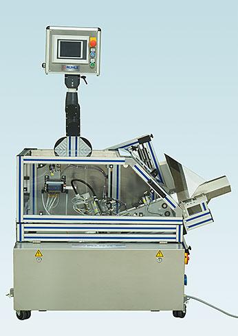 Front side Universal film packaging machine VA-3