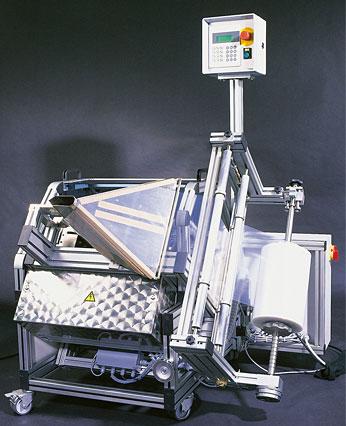 VA-3 Universal film packaging machine