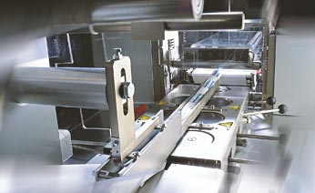 Forming set Tubular bag packaging machine SMH-520-Servo