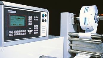 Display Tubular bag packaging machine SMH-520 Servo