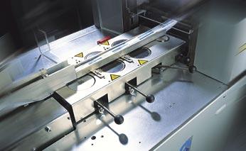 Sealing Tubular bag packaging machine SMH-520-Servo