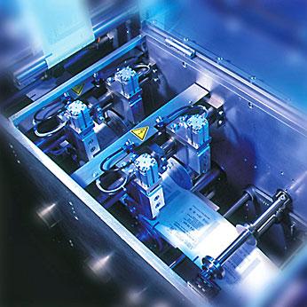 Sealing Four-side sealed bag packaging machine VH4-Servo